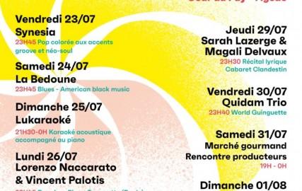 La Guinguette du Festival